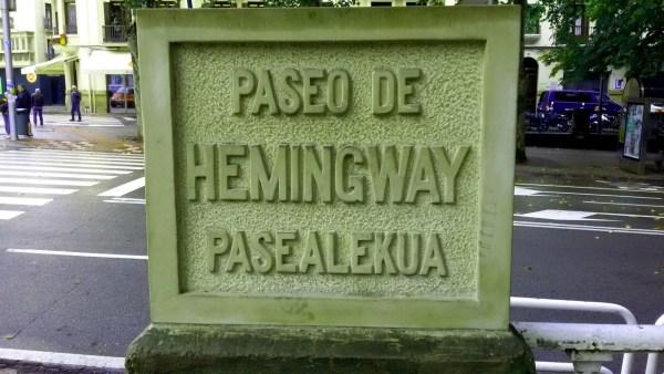 Paseo de Hemingway