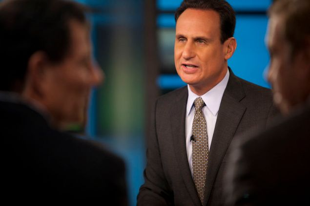 José Díaz-Balart, host of MSNBC's 'The Rundown'