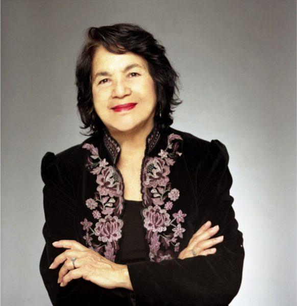 Dolores Huerta, civil rights leader (Dolores Huerta Foundation)