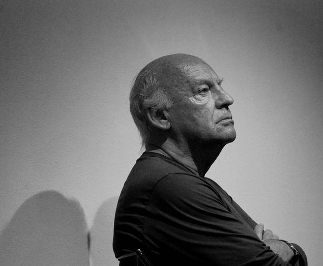 Eduardo Galeano, Uruguayan journalist and writer (Jose Francisco Pinton)