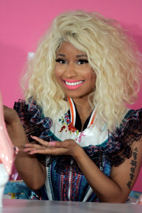 Trinidadian-born rapper Nicki Minaj (Eva Rinaldi/Creative Commons)