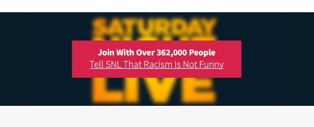 #RacismIsntFunny