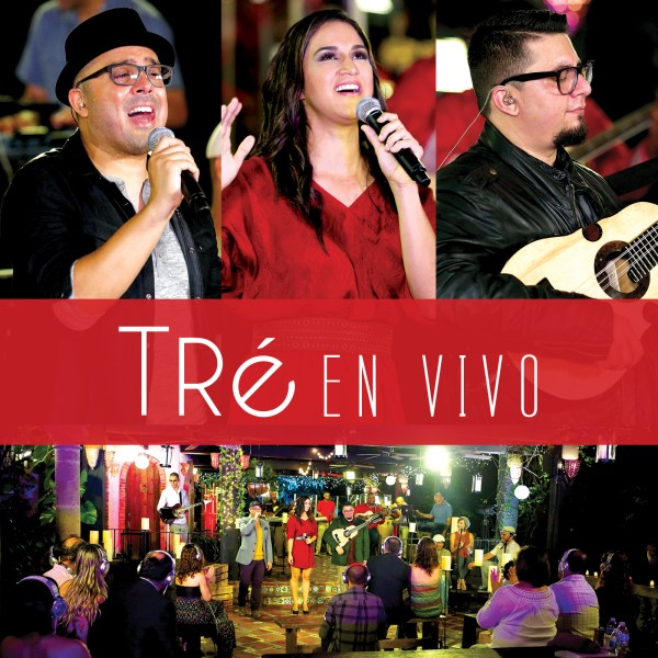TRe en Vivo - Digital Cover -2-
