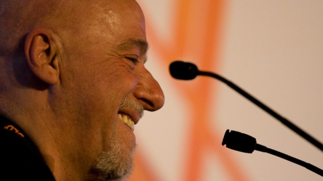 Brazilian author Paulo Coelho (nrkbeta/Flickr)