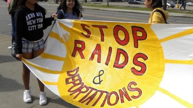 raids deportations