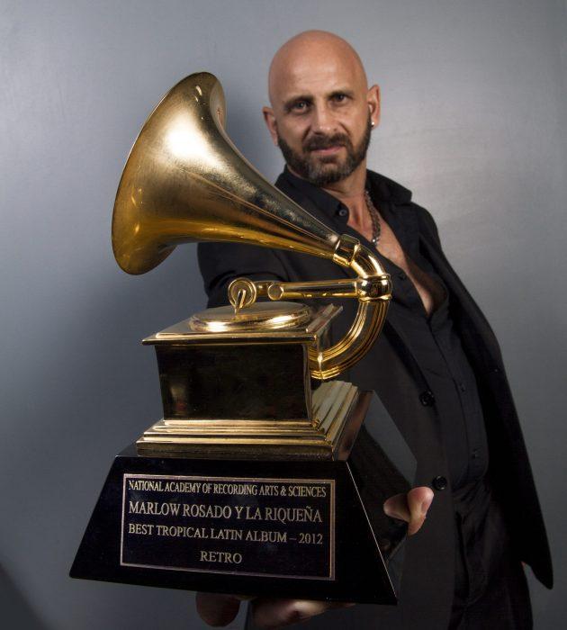 Marlow Rosado, Grammy Award-winning producer and composer