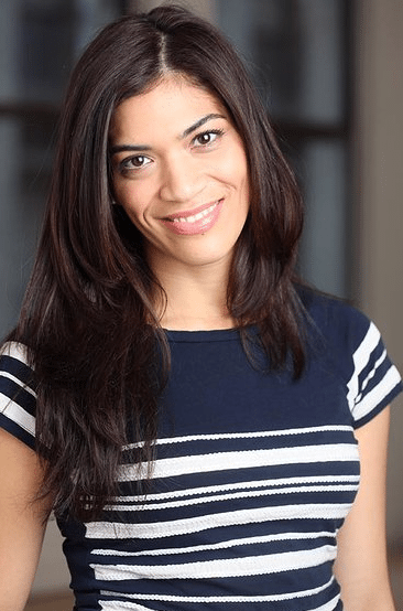 Laura Gómez plays inmate Blanca Flores on the Netflix series 'Orange Is the New Black'
