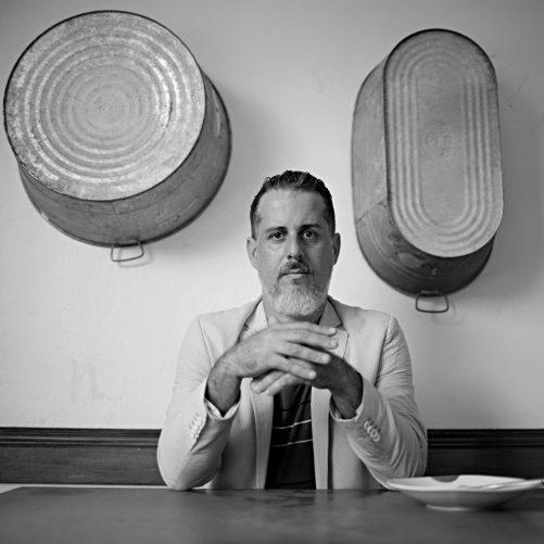 Eduardo Alegría. Foto por José Madera