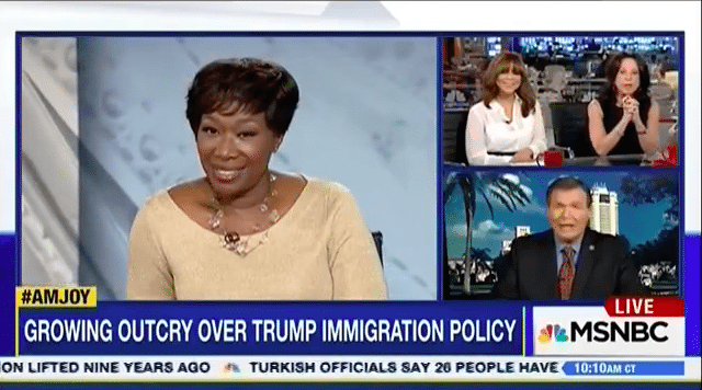 Watch Joy Reid, Maria Hinojosa and Rosie Perez School One Really Insulting Former GOP Congressman
