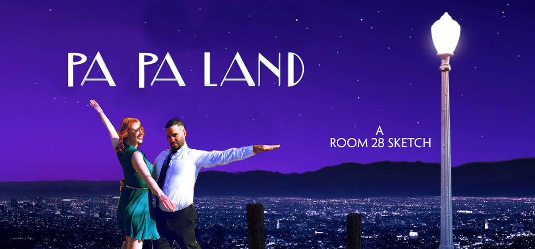 To Call Out Oscars on This Year's Lack of Latino Talent, ROOM 28 Releases PA PA LAND Parody