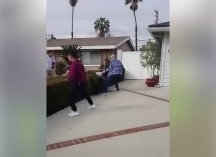 Viral Facebook Video Shows Man Shooting at Chicano Teens