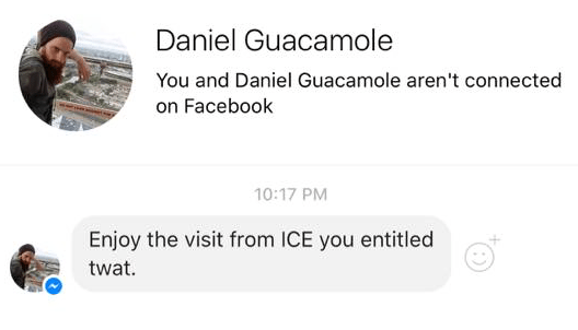 DACA Recipient Showered With Hate and Deportation Threats on Facebook for Posting News That She Pays Taxes