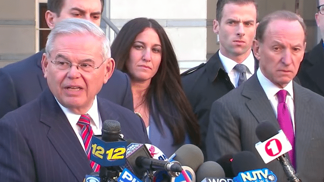 Bob Menendez After Mistrial: FBI Can't Understand or Accept That 'Latino Kid' Became a US Senator