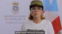 Mayor Carmen Yulín Cruz on the Puerto Rico Hurricane María Death Toll (PODCAST)