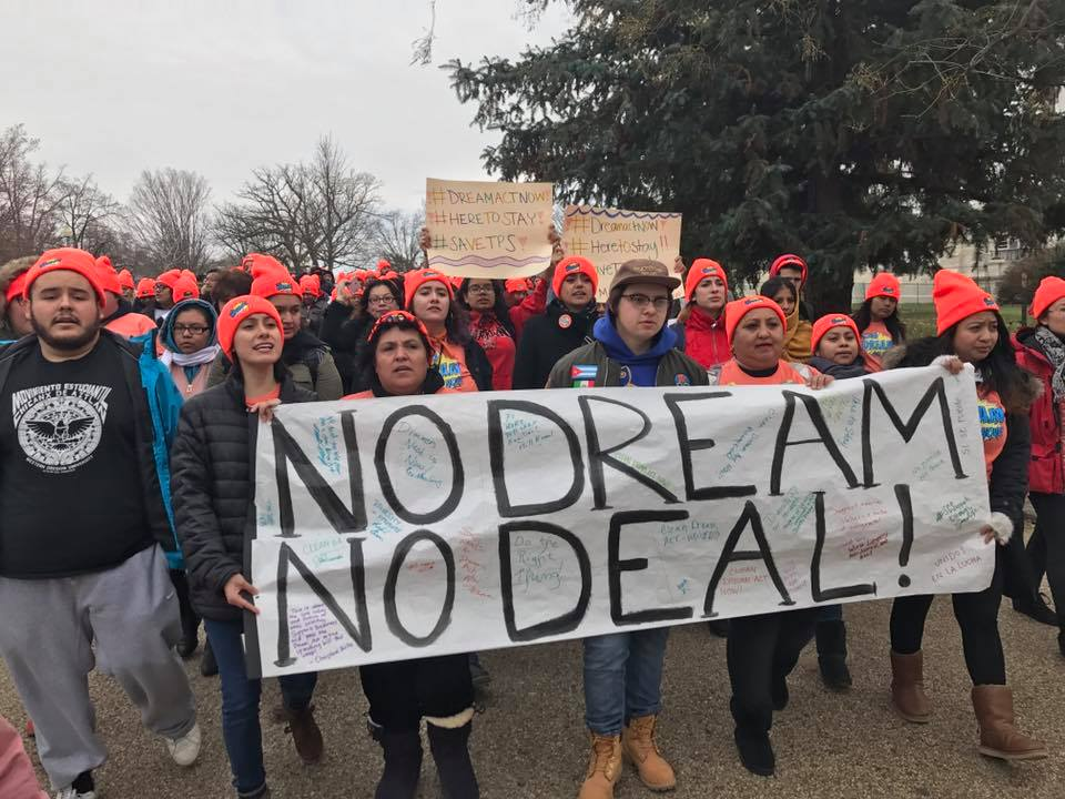 Washington Deal to End Shutdown Keeps DREAMers in Limbo