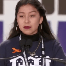 Edna Chávez's Amazingly Powerful Speech at MARCH FOR OUR LIVES
