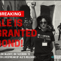 BREAKING: Federal Judge Grants Freedom to Activist Alejandra Pablos From Immigration Detention