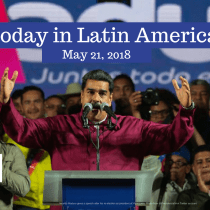 Maduro Is Re-elected Venezuelan President, While Opposition Calls Vote Invalid