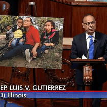 Rep. Gutiérrez: 'The White House Thinks Latinos Are Not Really Human Beings' (VIDEO)