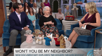 Mr. Rogers' Widow Tells Megyn Kelly That Her Husband Would Be Speaking Out for Immigrant Children If He Were Alive Today