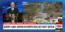 La administración Rosselló maneja de forma arbitraria los datos de las muertes tras María