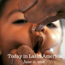 First Case of Polio Detected in Venezuela Since 1989