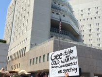 Reflections From a LA Weekend Protest About Immigrant Families: A Poem