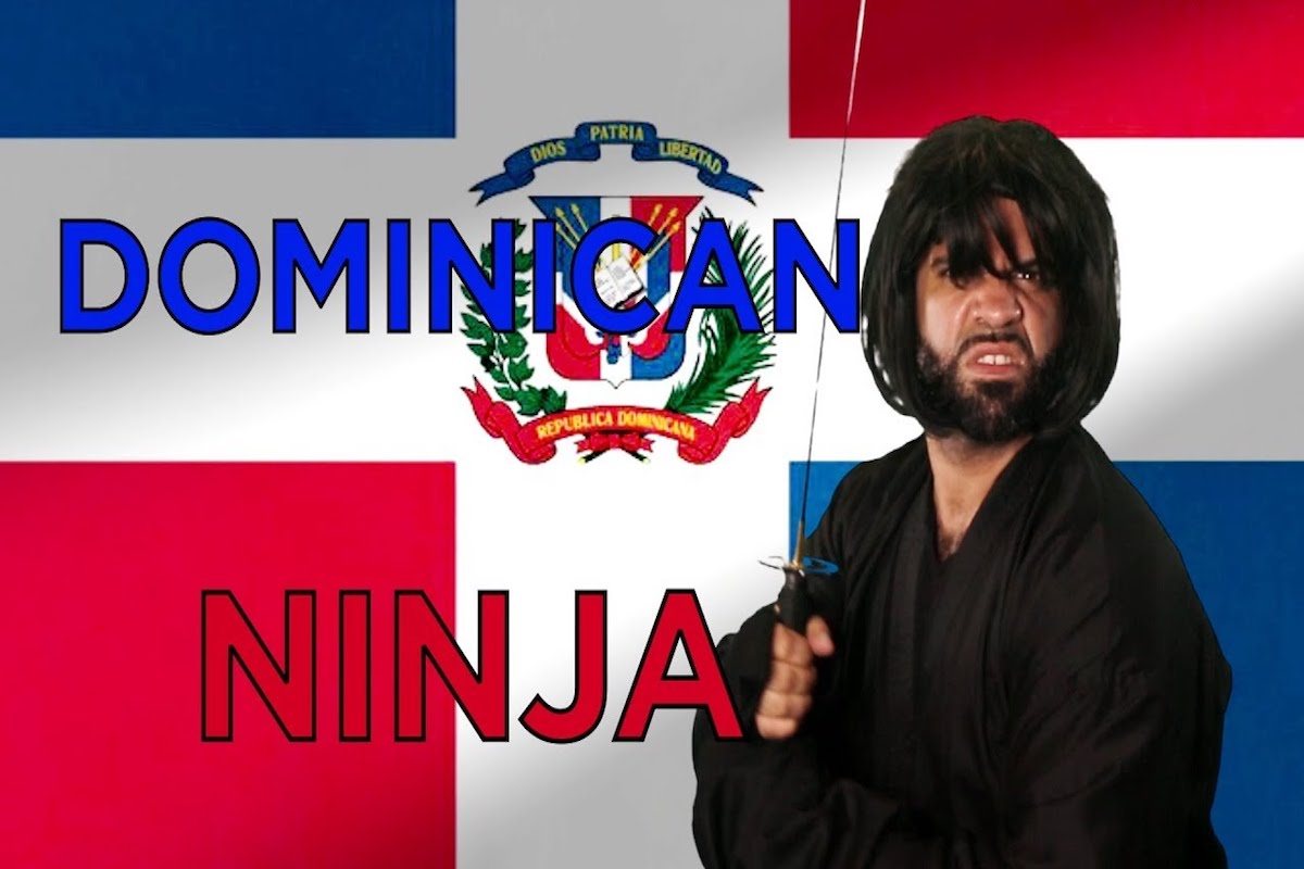 This Summer, There Can Only Be One... DOMINICAN NINJA