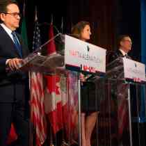 NAFTA Negotiations: Two's Company, Three's a Crowd?