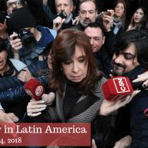 Former Argentina President Cristina Fernández Testifies in Court, Denies Wrongdoing