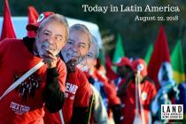 Brazil's Jailed Former President Lula Increases Lead in Presidential Race