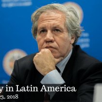 OAS Calls Venezuela a 'Dictatorship' and Asks Other Countries to Ignore Extradition Requests Related to Explosives Attack