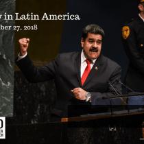 Venezuela Under Fire at UN General Assembly