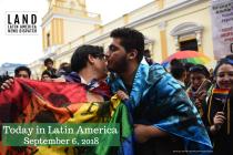 Amnesty International Slams Guatemalan Bill Opposing Same-Sex Couples