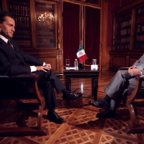 Wait, Peña Nieto Wants to Become a Journalist After His Term as Mexico's President Ends?