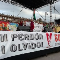 Massacres, Disappearances and 1968: Mexicans Remember the Victims of a 'Perfect Dictatorship'