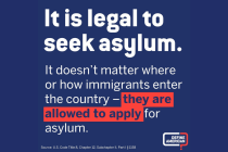 #FactsMatter: Accepting Asylum Seekers Is Legal  and an American Tradition