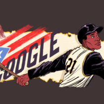 Today's Google Doodle Is All About the Great Roberto Clemente