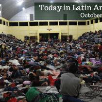 President Trump Threatens Honduras to Stop Immigrant Caravan
