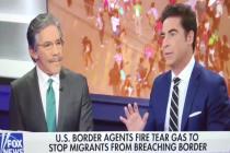 Wow, Watch Geraldo Rivera Go Off on Fox News in Emotional Plea for Migrants