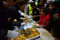 In Tijuana, Bringing a 'Sense of Normalcy' to MigrantChildren, One Meal at a Time (PHOTO ESSAY)