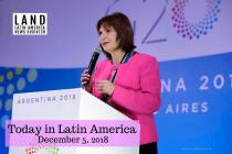 Argentina Increases Police Gun-Firing Liberties