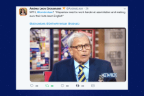 Latino Leaders Demand More From NBC, Brokaw and Meet the Press for Xenophobic Comments