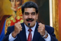 New Poll: 57% of Venezuelas Say Maduro Is Country's Legitimate President