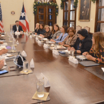 After Countless Protests Against Gender Violence in Puerto Rico, Rosselló Finally Met with Local Feminists
