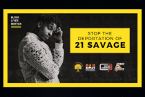 There's Now a Petition to Stop the Deportation of 21 Savage