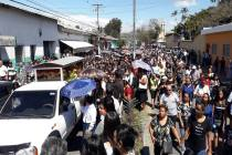 An Entire Town in El Salvador Mourned the Loss of 5 Lives Killed by Gang Members