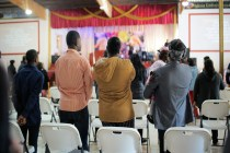 Abren La Pequeña Haití en Tijuana