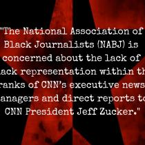 NABJ Elevates CNN to Special Media Monitoring List
