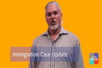 An Update From Ravi Ragbir About His Immigration Case (VIDEO)